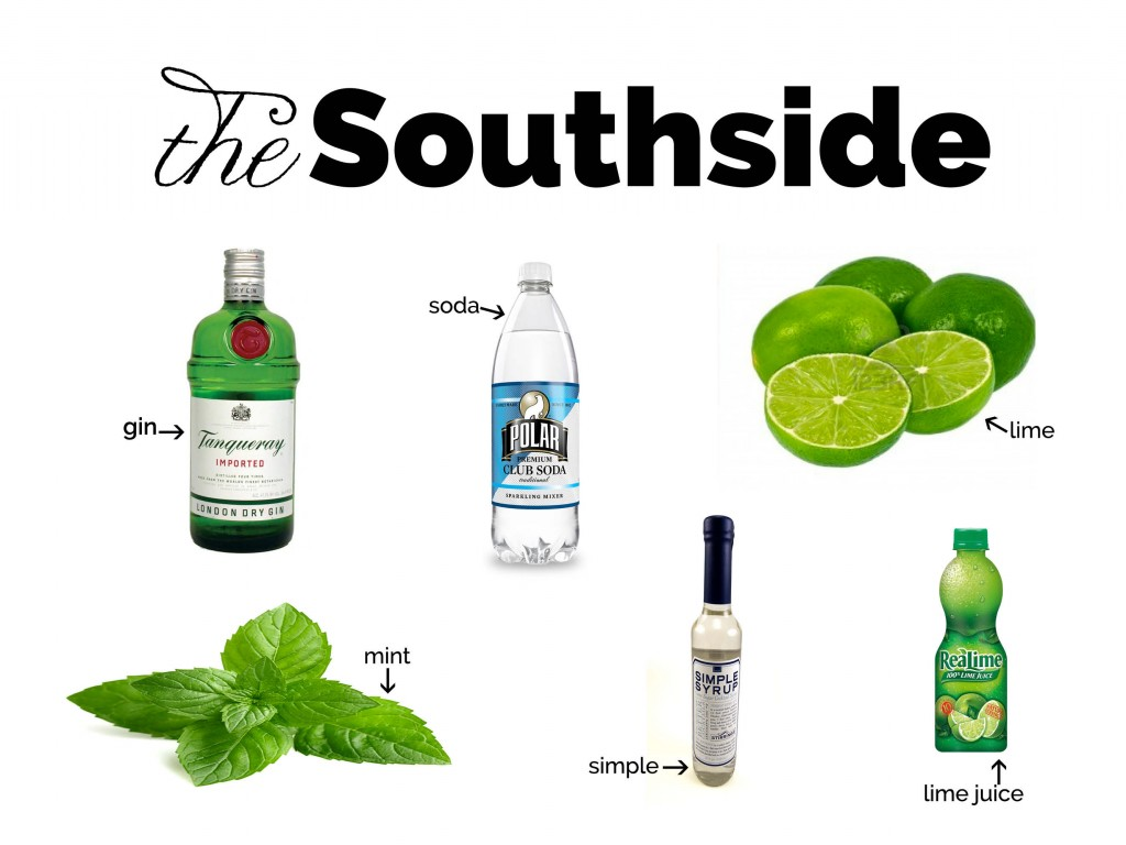 Southside ingredients