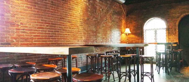 Where We've Been Drinking: Brick & Mortar