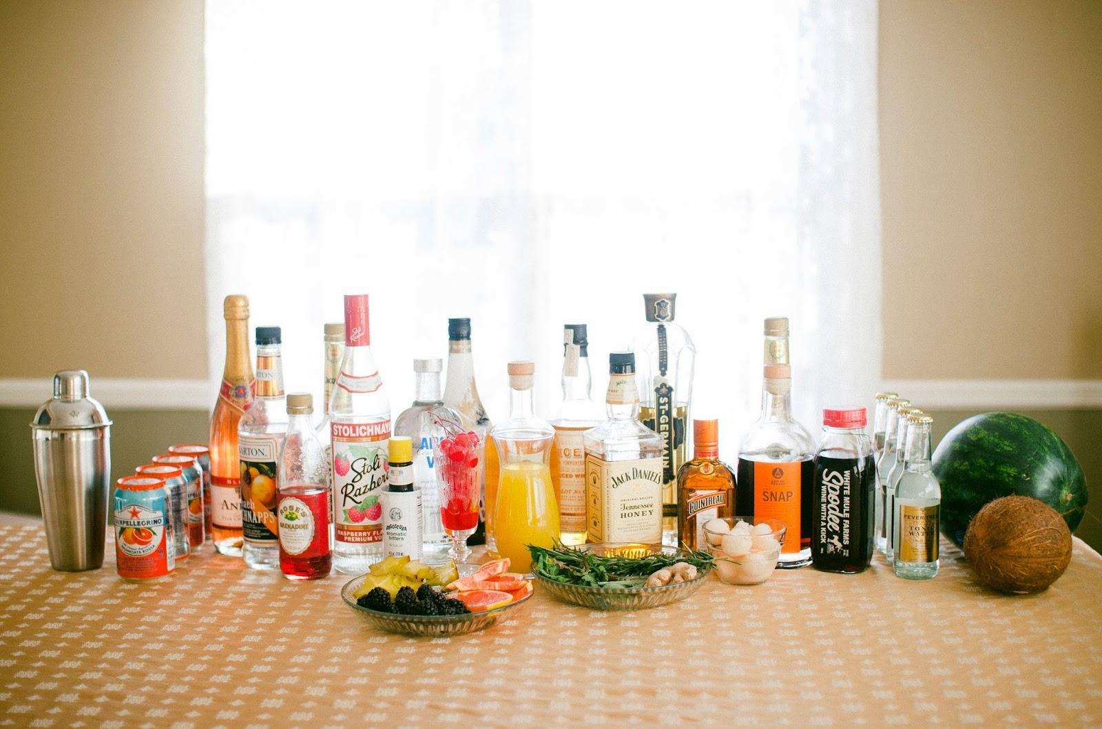 Home Cocktail Party Ideas Part - 43: Maxresdefault Www.larkandlace.com