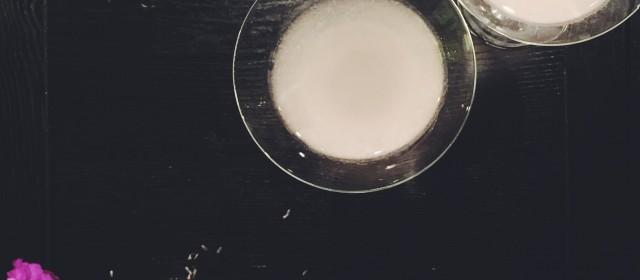 Girlfriend Drinks: The Lavender Martini Cocktail Recipe