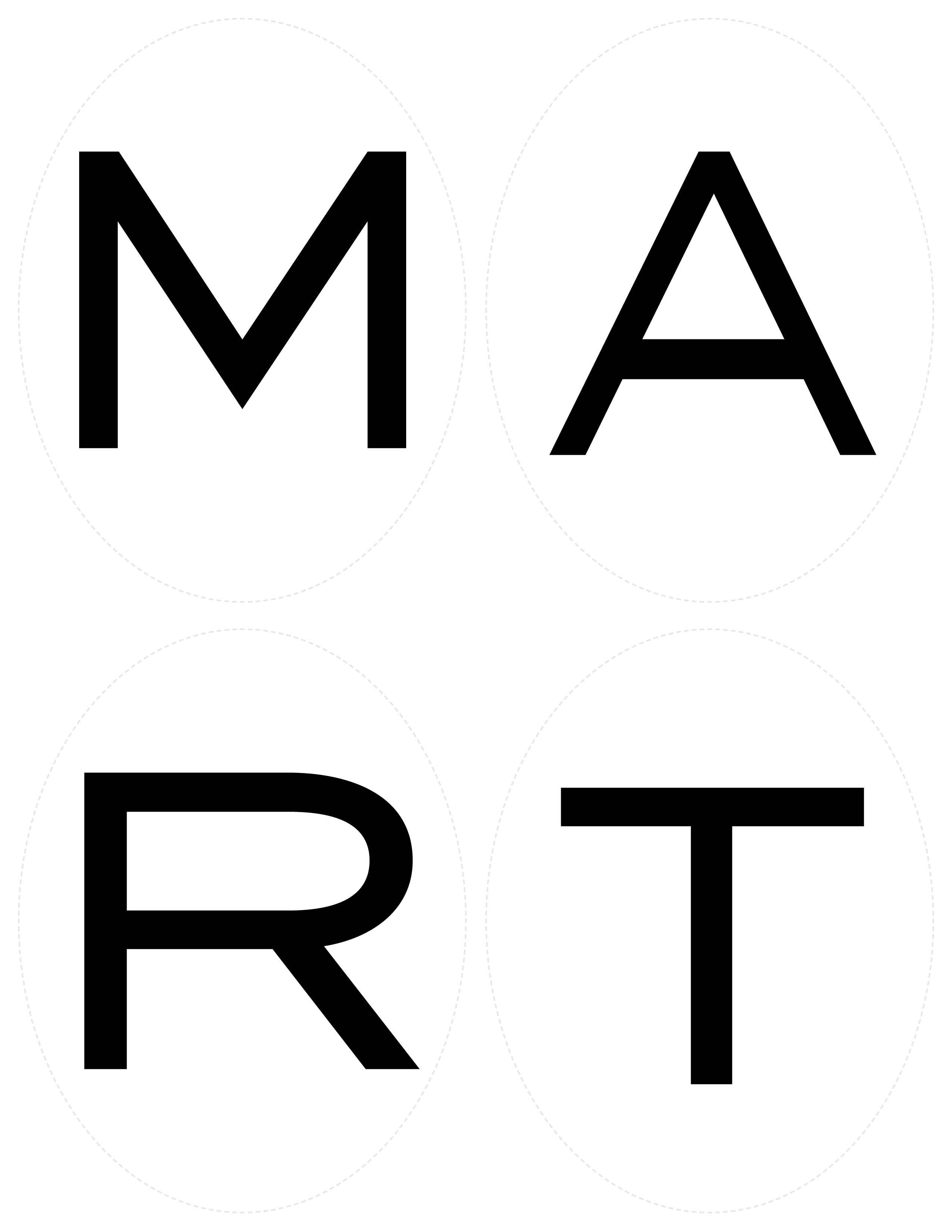 Martini Bar Banner