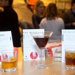 PEN/Faulker Foundation Cocktail Reception at Compass Coffee