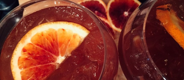 Fortified Wine Week: Sherry + Sherry Cobbler Cocktail Recipe