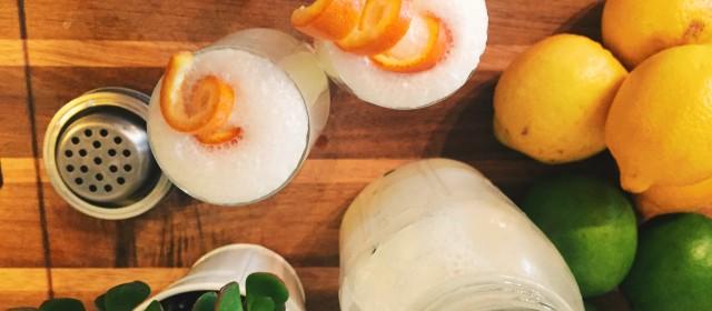 NOLA Week: Ramos Gin Fizz Cocktail Recipe