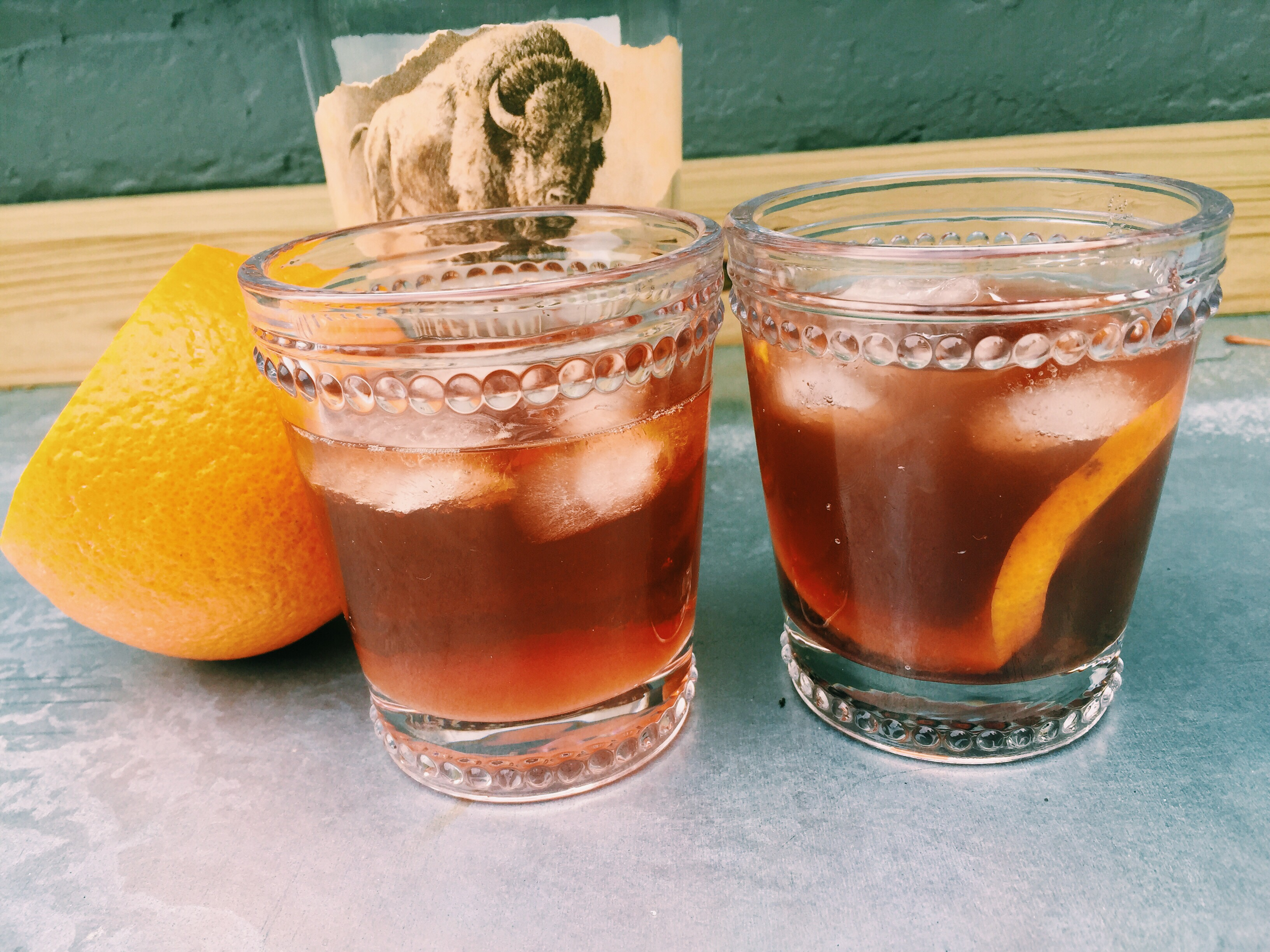 Old fashioned punch recipe 48