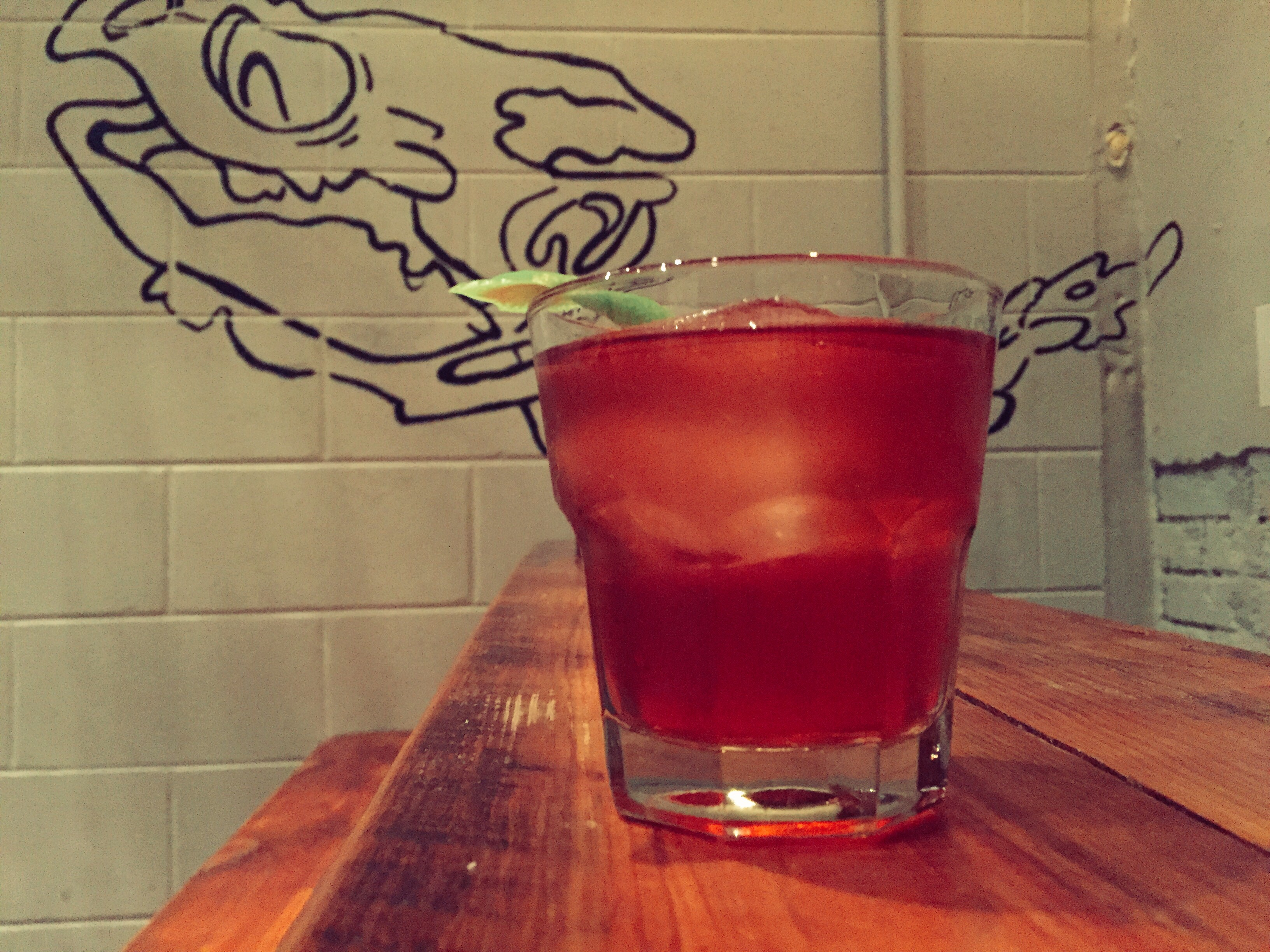 how to make a negroni without vermouth