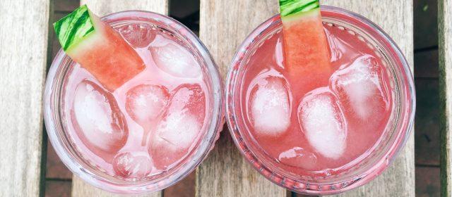 Shrub Me Some Watermelon Cocktail Recipe