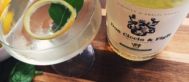 Martini Week: The Finnocchietto Martini Cocktail Recipe