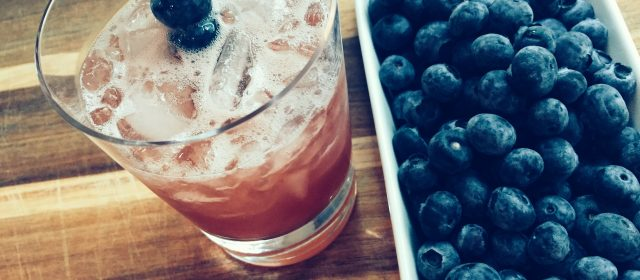 The Sofi: Summer Punch Cocktail Recipe