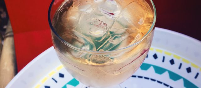 Wine Spritzer Cocktail Recipe
