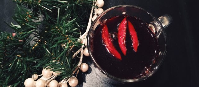 12 Drinks of Christmas 2016: Mediterranean Mulled Wine Cocktail Recipe