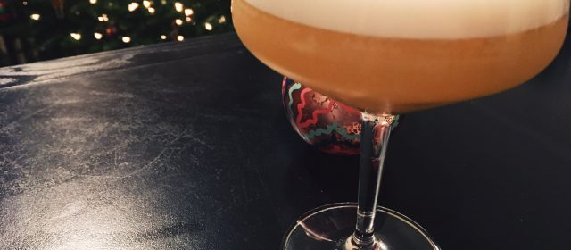 12 Drinks of Christmas 2016: Girl from Ipanema Cocktail Recipe