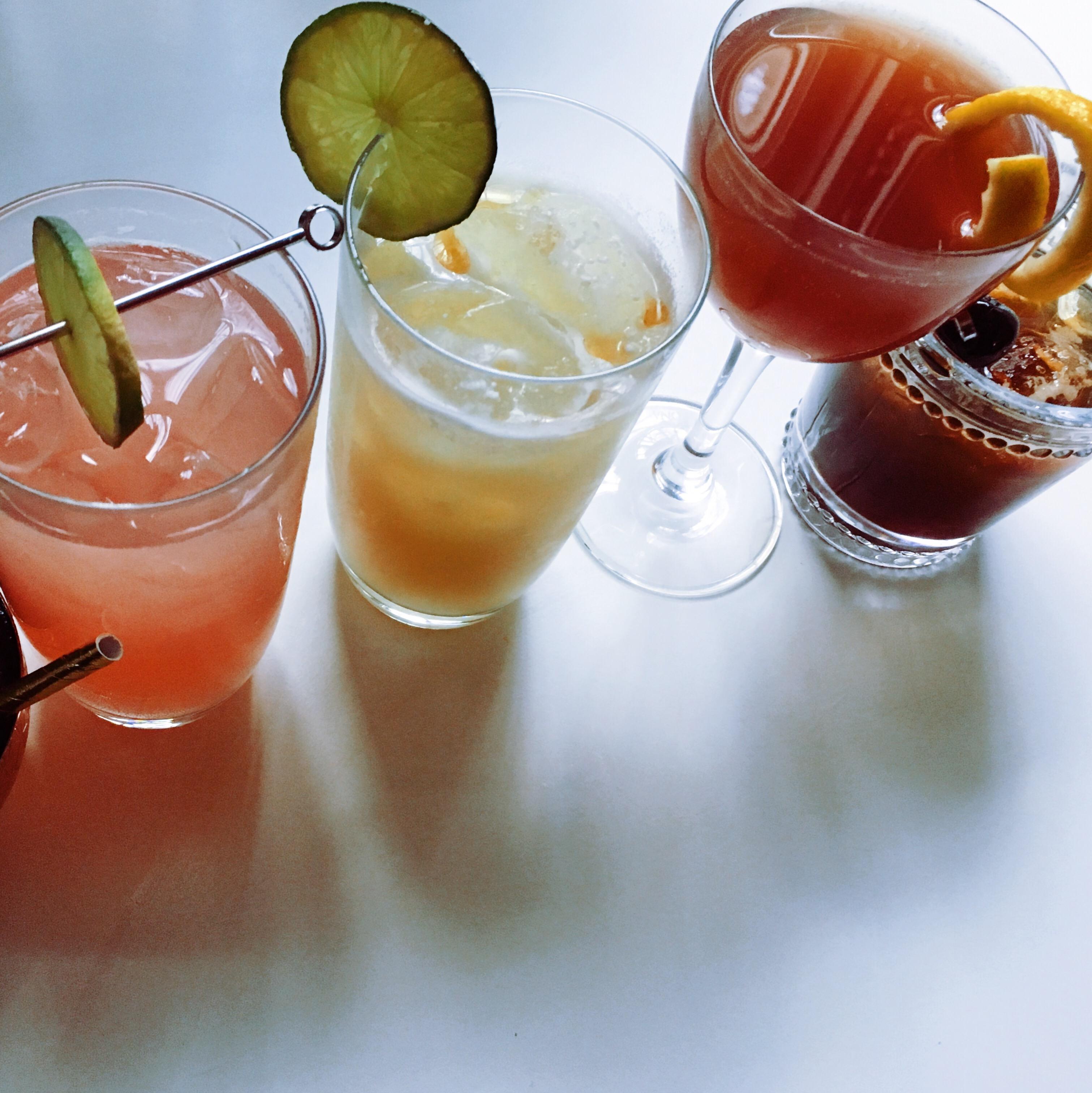 Non Alcoholic Drinks: Non-Alcoholic Drinks (aka Mocktails)