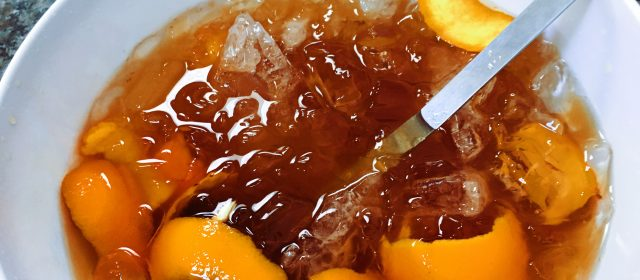 Punch Week: The Orange Billy Punch Recipe