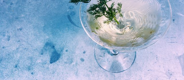 Liquor 101: Aquavit + The Complement Cocktail Recipe