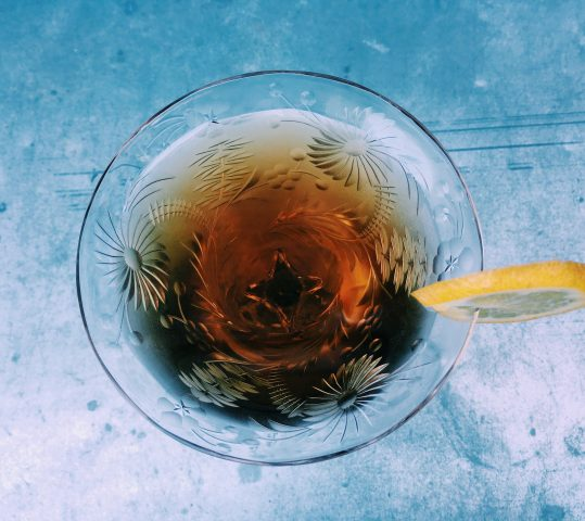 Not Quite Negroni Week: St. Augustine's Cocktail Recipe