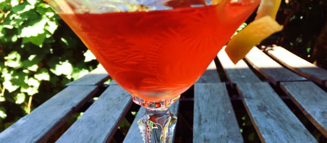 Not Quite Negroni Week: The Old Pal Cocktail Recipe