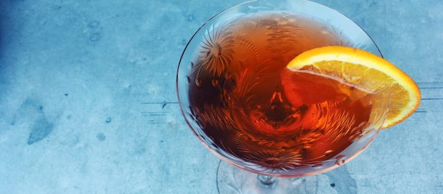 Not Quite Negroni Week: The Half Measure Cocktail Recipe