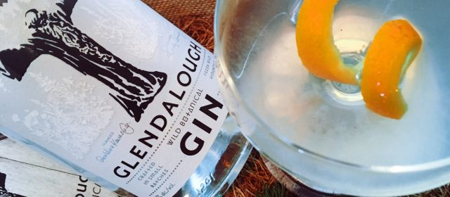 Glendalough Wild Botanical Gin + Fairbanks no 2 Cocktail Recipe