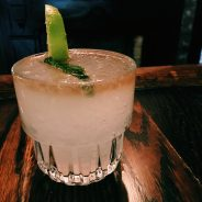 Where You Should Be Drinking: Hill Prince on H + Beaming Beauty Cocktail Recipe