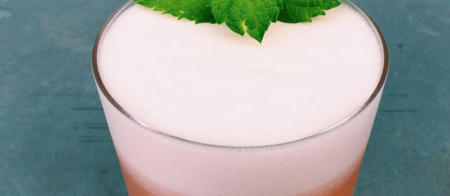 Bitters Week: Peychaud's Bitters + Antibelle Cocktail Recipe