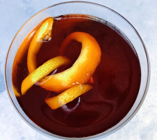 Bitters Week: How Much is a Dash? + Fashionista Cocktail Recipe