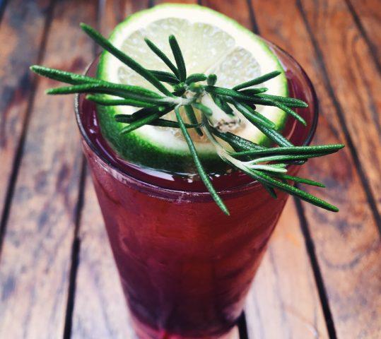 Where to Drink in DC: Iron Gate for Brunch + Nicolaki Cocktail Recipe + Mockolaki Mocktail Recipe