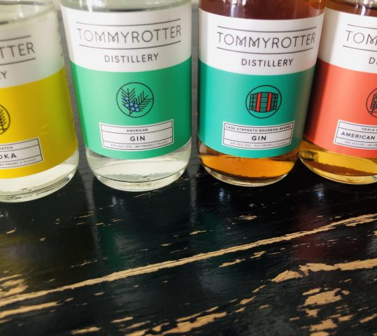 Tommyrotter Distillery + The Improved Barrel-Aged Gin Cocktail Recipe